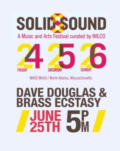 Dave Douglas & Brass Ecstasy, Solid Sound Festival