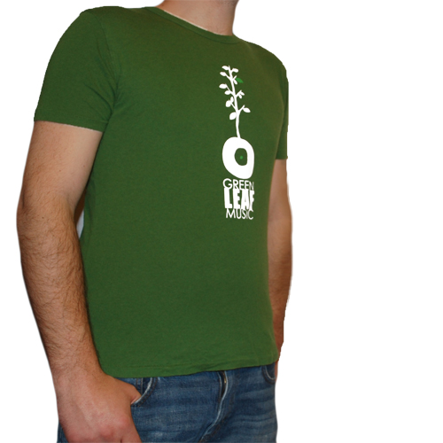 Greenleaf tShirt: Green
