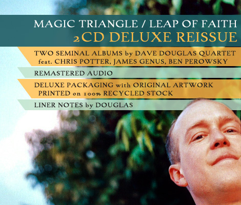 Magic Triangle / Leap Of Faith 2CD Reissue