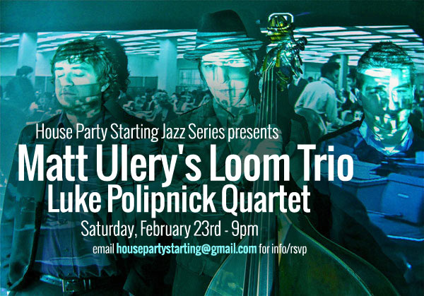 Matt Ulery's Loom Trio in Chicago