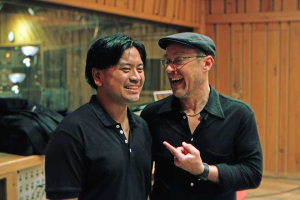 Jon Irabagon and Dave Douglas at Avatar Studios