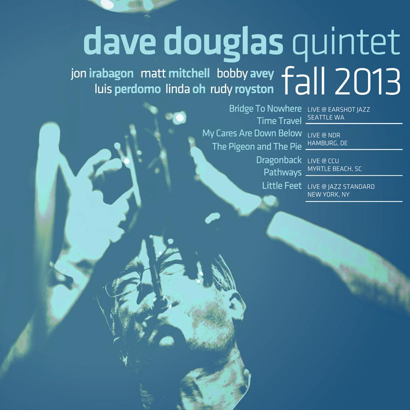Dave Douglas Quintet Live